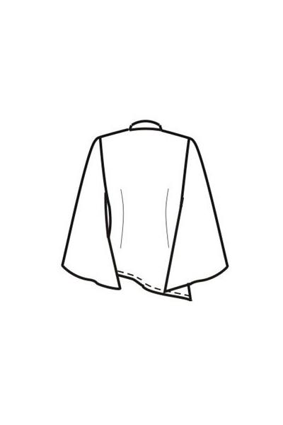 Блуза Кит Б2
