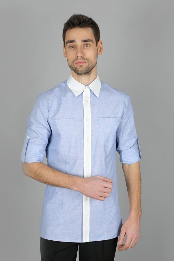 Мужская рубашка Р65а