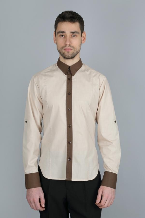 Мужская рубашка Р75
