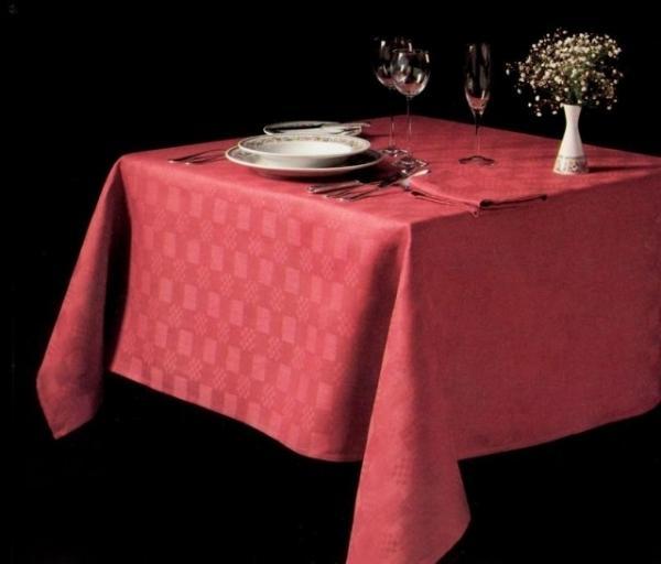 Скатерть для ресторана 140*140 см.