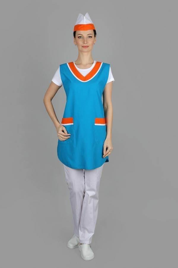 Униформа для уборщиц Комплект 12