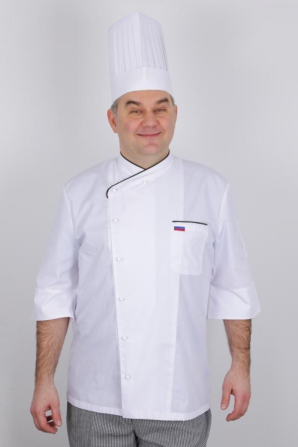 Куртка (китель) повара П34мф